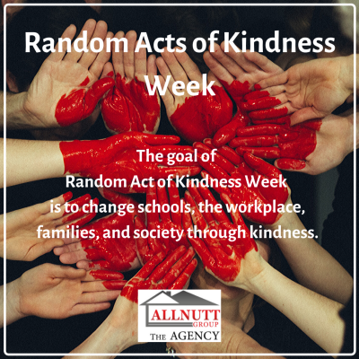 National Random Acts of Kindness Week