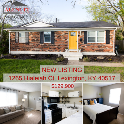 NEW LISTING 1265 Hialeiah Ct Lexington, KY 40517