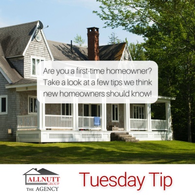 Are You a First-time Homeowner?