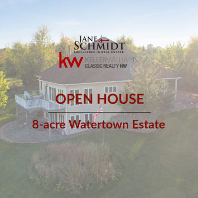 Open House: 8 acres of serenity in Watertown
