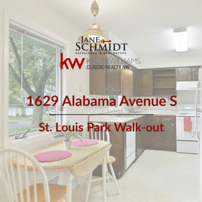 Just Listed: St. Louis Park Walk-out