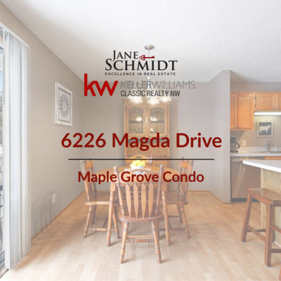 Just Listed: Maple Grove Condo