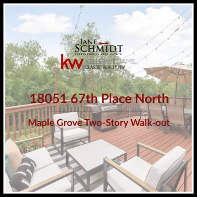 Now Available: Maple Grove Two-Story Walk-Out