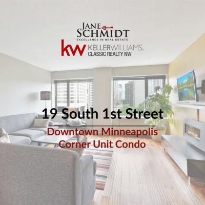 Now Available: Downtown Minneapolis Corner Unit Condo