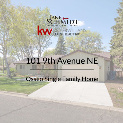 Just Listed: Home in the Heart of Osseo