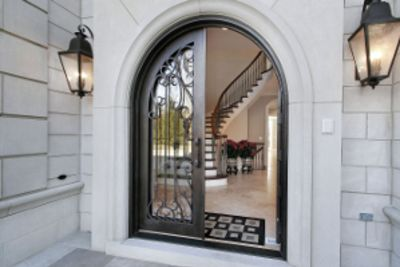 Welcome! Inviting Entryways