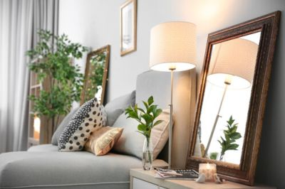Room Too Dark? Here's How To Double The Light!