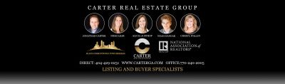 ABOUT US: CARTER REAL ESTATE GROUP