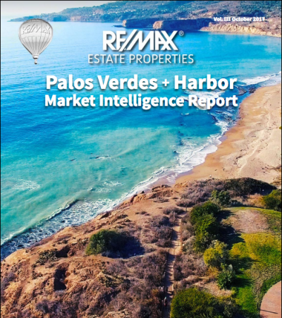 Market Intelligence Report – Palos Verdes/Harbor