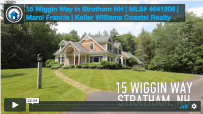 Just Sold! 15 Wiggin Way in Stratham!