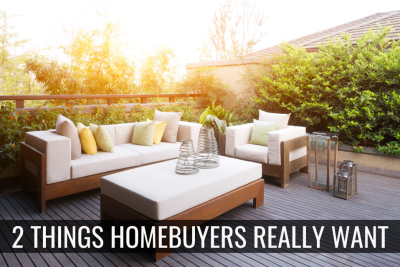 What Buyers Really Want