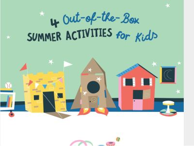 Summer – KIDS Activity Help