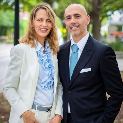 Sandra & Olivier Sebag