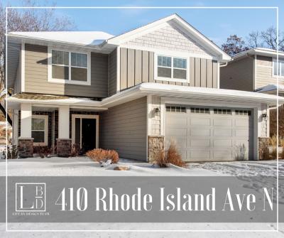 Just Listed: 410 Rhode Island Avenue N