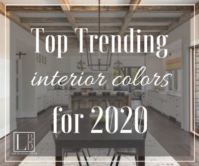 Trending Interior Colors for 2020: Paint Trends to Know