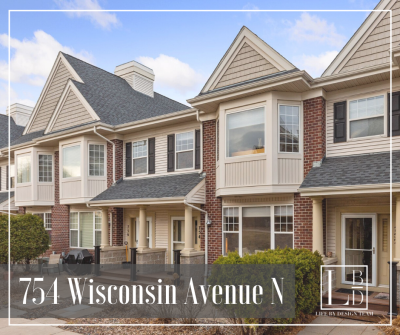 Just Listed: 754 Wisconsin Avenue N