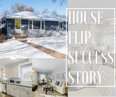 OUTSTANDING & RECENT Minnesota Home Flipping Experience