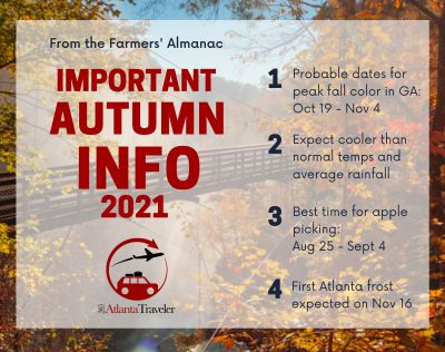 Where to See Fall Foliage in Georgia