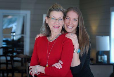 Karen Schlegel & Valerie Schlegel