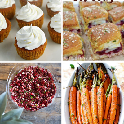 Try These Thanksgiving Recipes