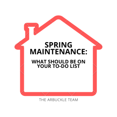 Spring Home Maintenance: What To Get Done