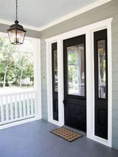 Paint your front door this color and boost your home's selling price by $6,200