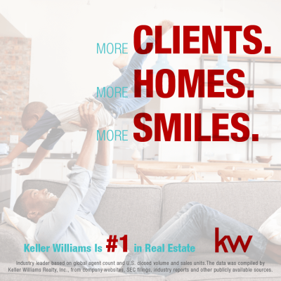 Keller Williams is Number 1