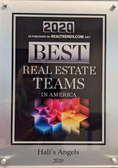 Hali's Angels Best Real Estate Teams in America