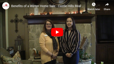 Benefits to a Winter Home Sale!