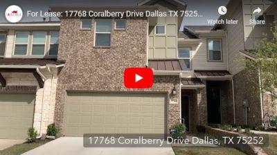 17768 Coralberry Drive Dallas TX 75252