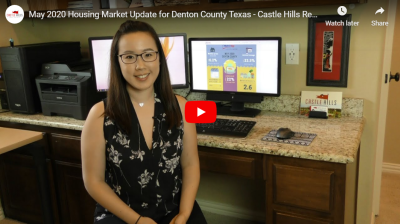 May 2020 Denton County Housing Market Update