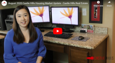 August 2020 Castle Hills Housing Market Update