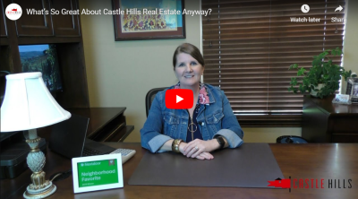 What's So Great About Castle Hills Real Estate Anyway?