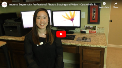 Impress Buyers with Professional Photos, Staging and Video!