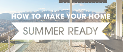 Prep Your Home for Summer