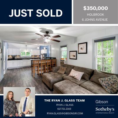 Just Sold! 6 Johns Ave, Holbrook