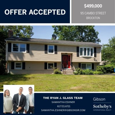 Offer Accepted! 95 Cambo St. Brockton