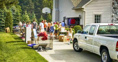 Get Ready to Garage Sale