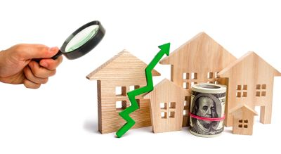 Are Home Prices Up?