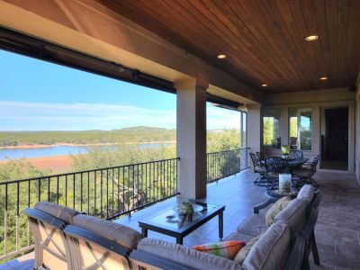 601 Wesley Ridge Drive | Custom Home & BIG Lake Travis Views