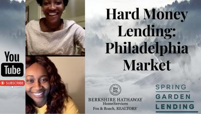 Hard Money Lending: Philadelphia Market