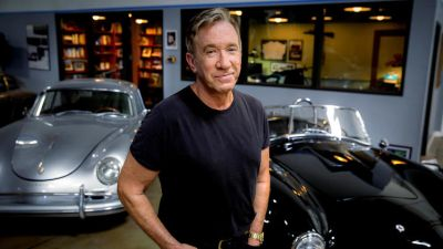My Favorite Room: Tim Allen's office improvement: a window to his world