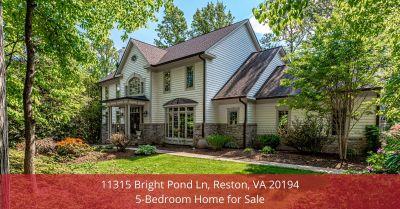 11315 Bright Pond Ln, Reston, VA 20194 | 5-Bedroom Home for Sale