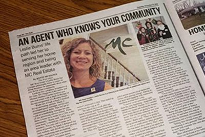 Medina Post Article