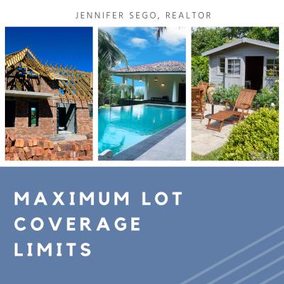 Maximum Lot Coverage Guidelines