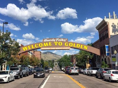 A Day Trip to Golden, Colorado
