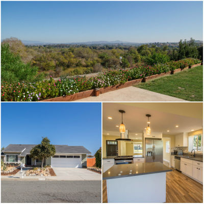 SOLD! Tree Top -Mountain VIEW HOME