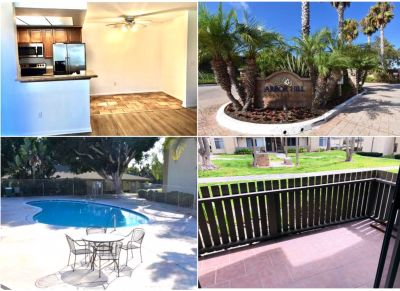 Affordable – Newly Updated – 2 Bedroom Condo OCEANSIDE
