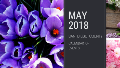 May 2018 – San Diego Events