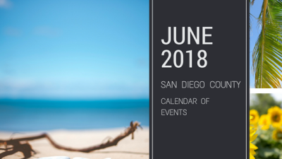 June 2018 – San Diego Events